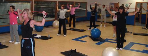 baby boomer fitness
